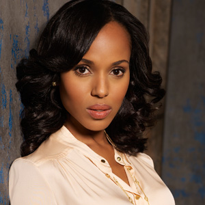 'Scandal' actress Kerry Washington